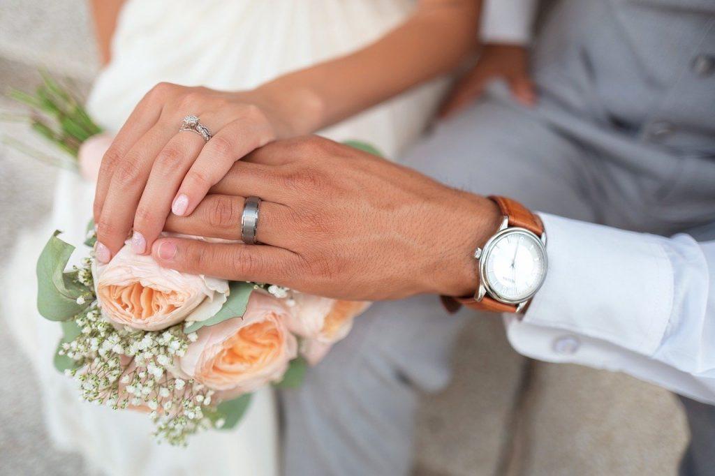 bride, couple, groom